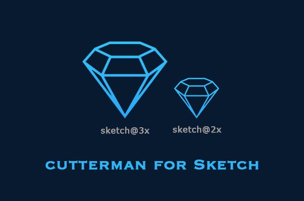Sketch Cutterman
